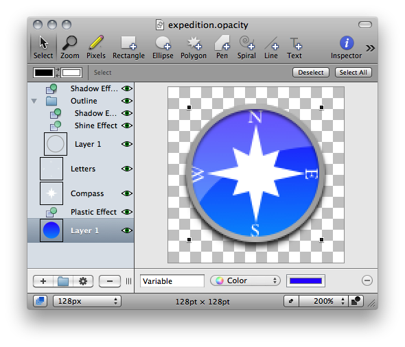 OMG you made this fabulous icon using your program? Where do I send my $80?