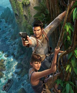 Uncharted 2: not only are the best games these days running on consoles, they're running on Sony's PS3
