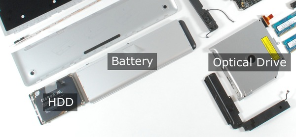 Macbook Pro components