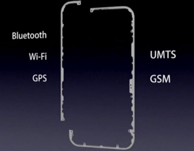 """iPhone 4's """"flawed"""" antenna design"""