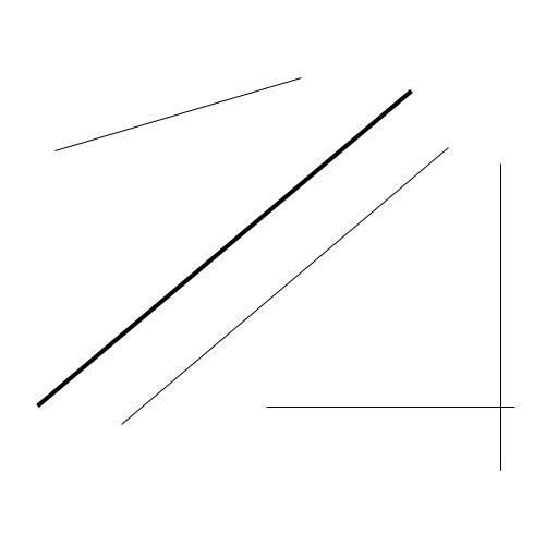 Black lines at original size
