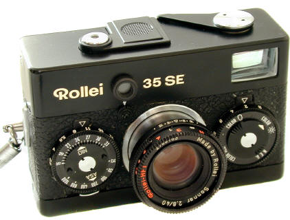 The 1966 Rollei 35