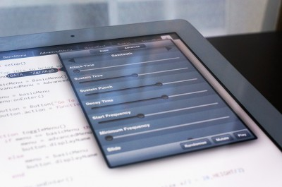 Codea for the iPad