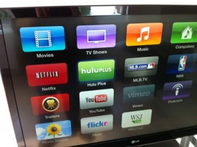 Hulu Plus on AppleTV