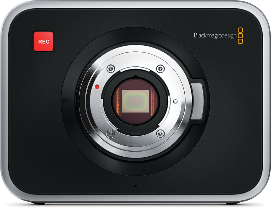 Blackmagic Cinema with Micro Four-Thirds Lens Mount