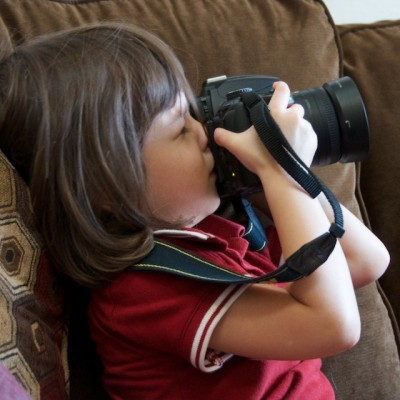 Romilly using the D5000