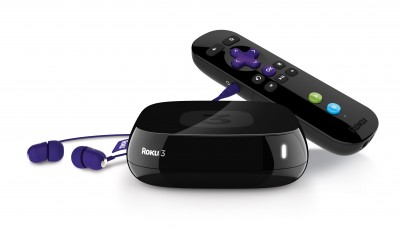 Roku 3 (image provided by Roku)