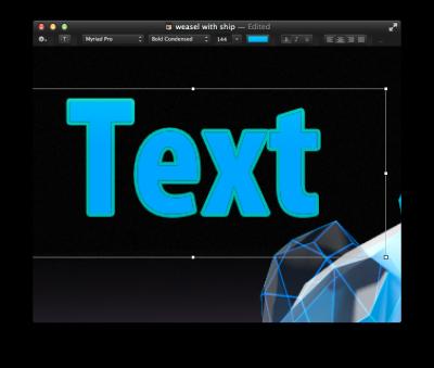 pixelmator-text stroke