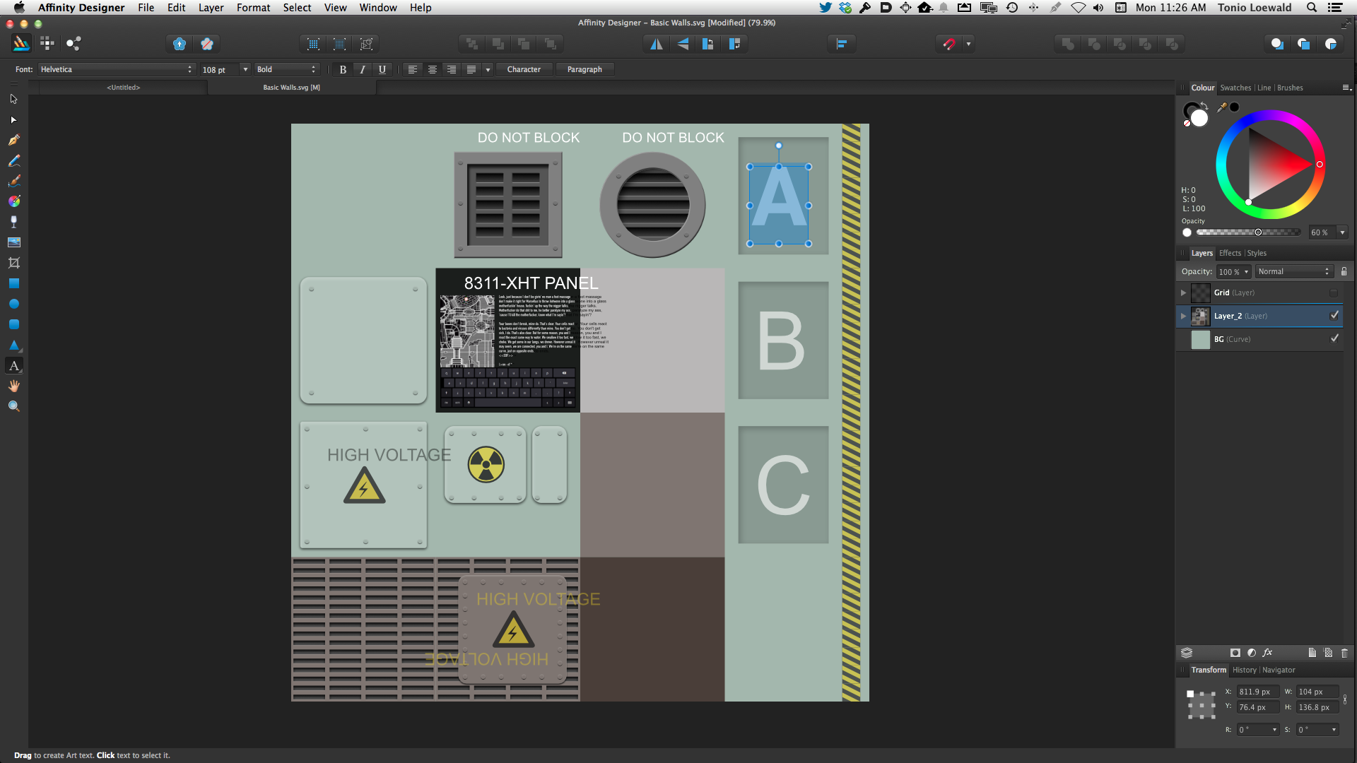 The Race to Replace Illustrator: Affinity Designer – inconsequence