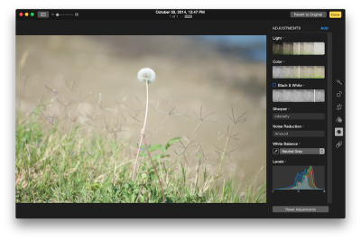Photos offers powerful RAW processing if you figure out how to turn it on